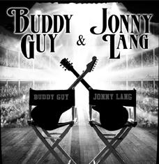 Buddy Guy and Jonny Lang