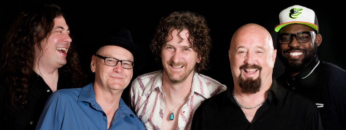 The Fabulous Thunderbirds featuring Kim Wilson