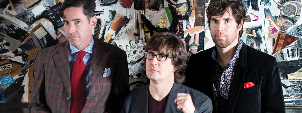 The Mountain Goats with Blank Range at the Colonial Quarter