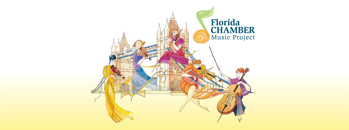 Florida Chamber Music Project presents Mozart & Debussy