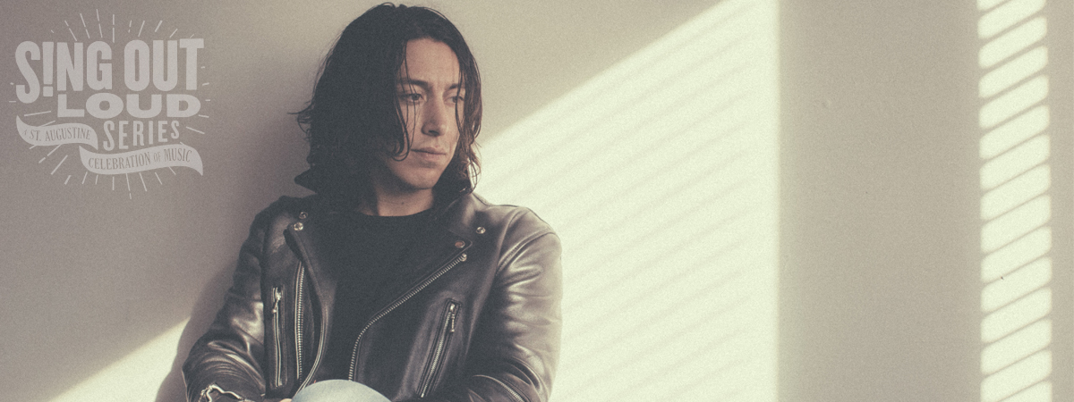 Noah Gundersen with Field Report at the Colonial Quarter