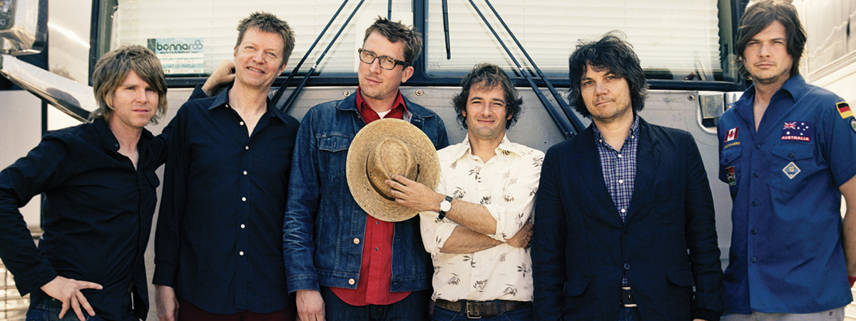 Wilco presented by the Gamble Rogers Music Festival with Royal Thunder