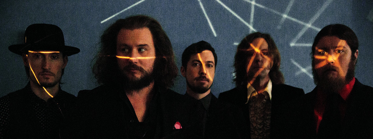 My Morning Jacket with Mini Mansions