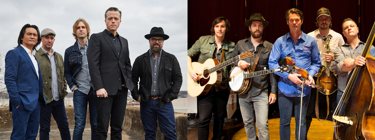 Old Crow Medicine Show Tour 2020.Jason Isbell And The 400 Unit And Old Crow Medicine Show