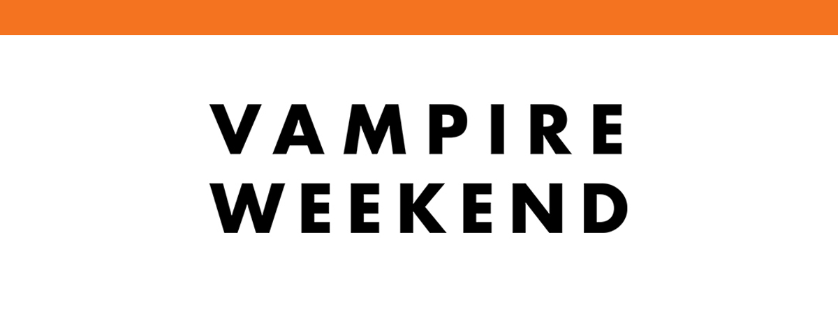 Vampire Weekend with guest Christone 'Kingfish' Ingram
