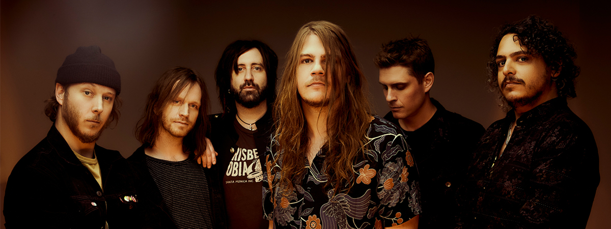 The Glorious Sons - A War On Everything North American Tour 2020