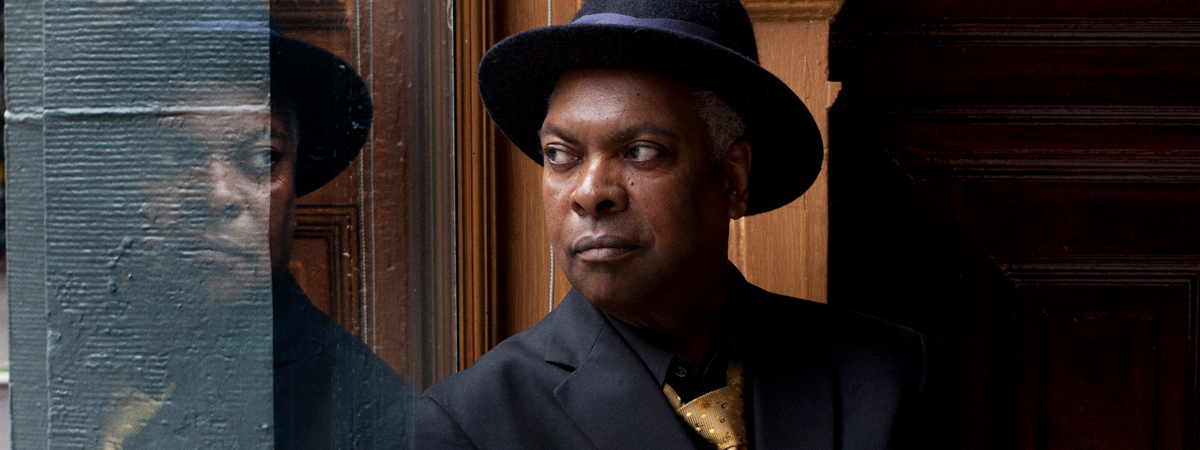 Booker T. Jones with guest Ample Angst