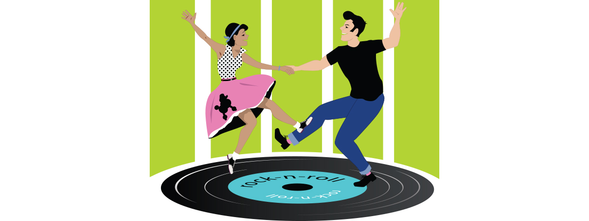 APEX Theatre Studio presents 'Shake, Rattle and Roll: A 50's Style Bash'