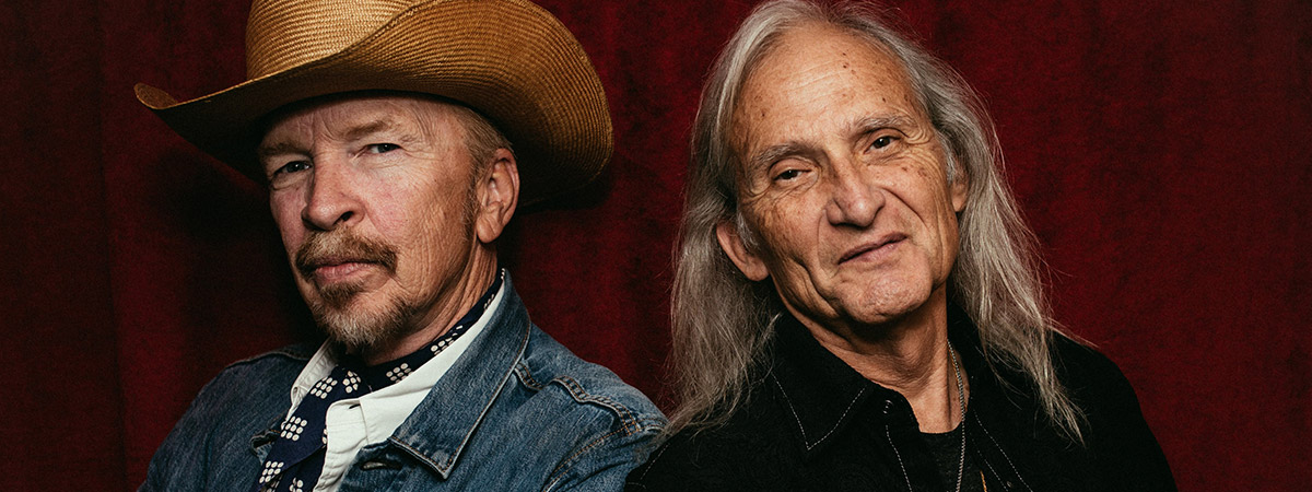 Dave Alvin and Jimmie Dale Gilmore with The Guilty Ones