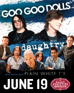 Goo Goo Dolls & Daughtry