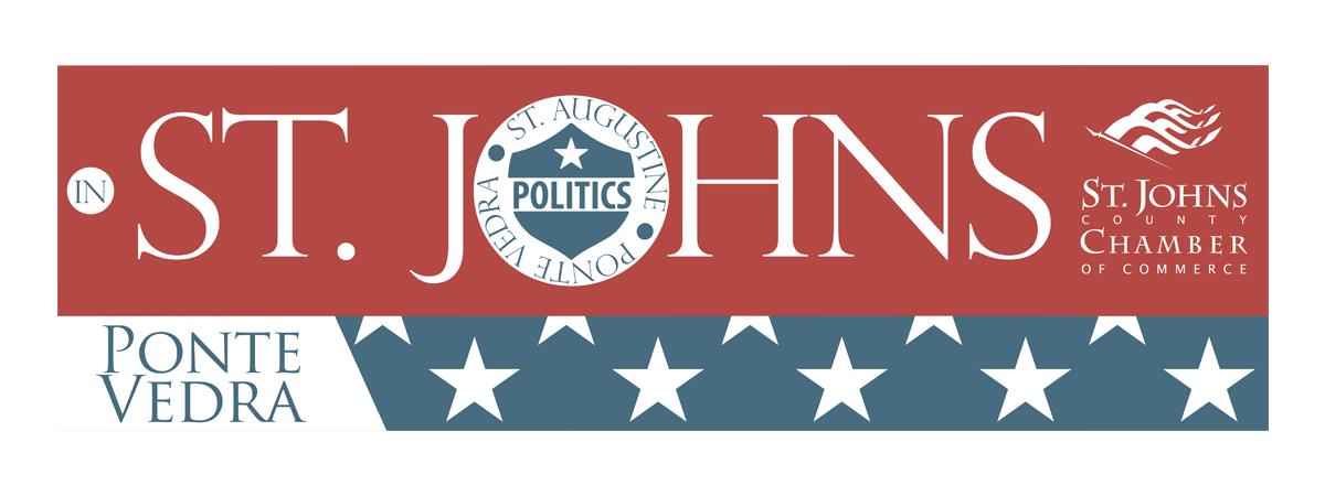 Chamber of Commerce 'Politics in St. Johns'