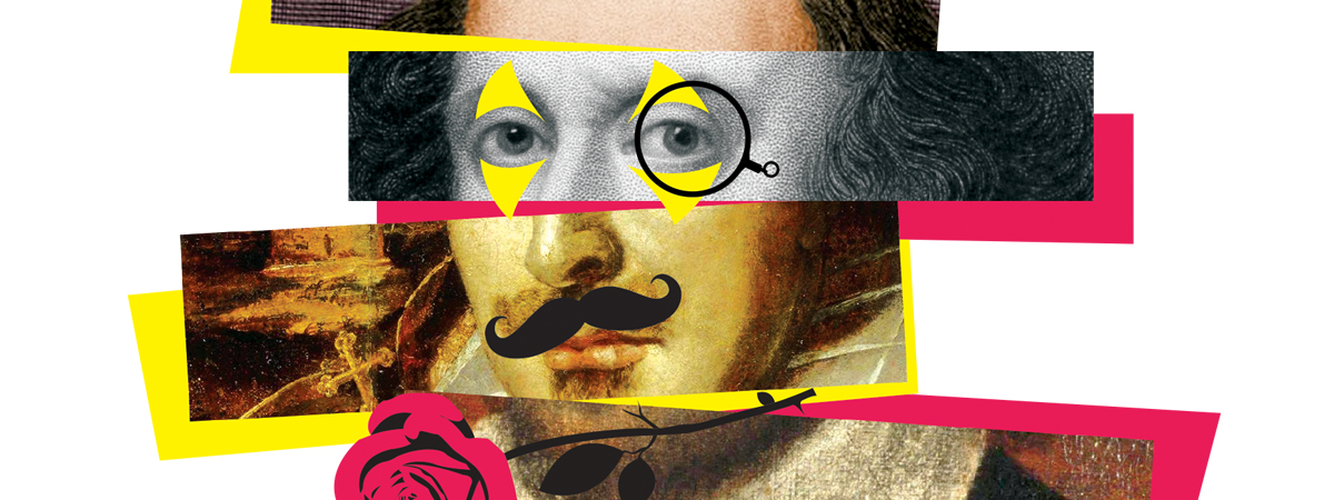 "Apex Theatre Studio presents ""The Complete Works of William Shakespeare Abridged"" Friday Evening"