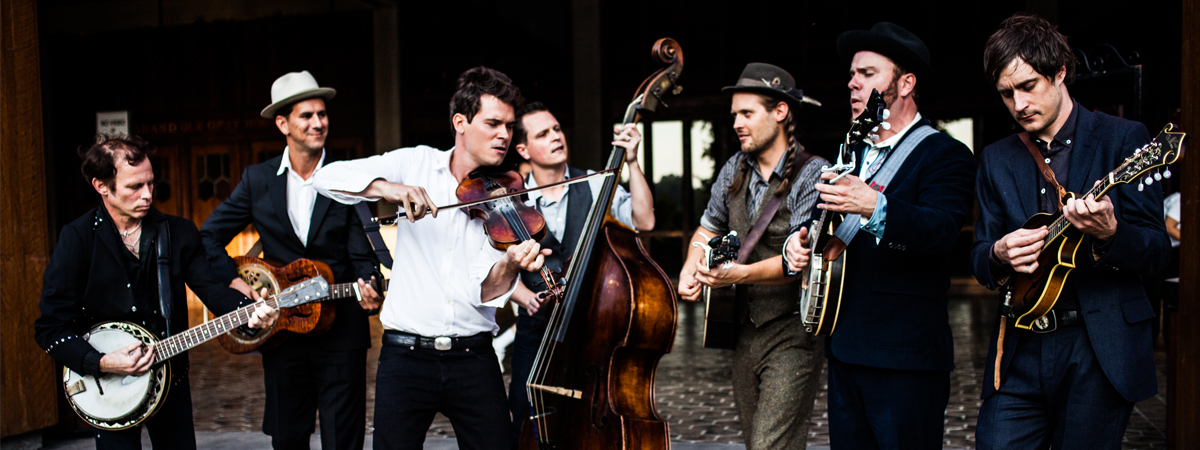 Old Crow Medicine Show with The Devil Makes Three