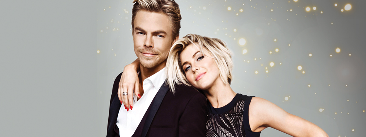 Move Live On Tour 2015: Julianne Hough & Derek Hough