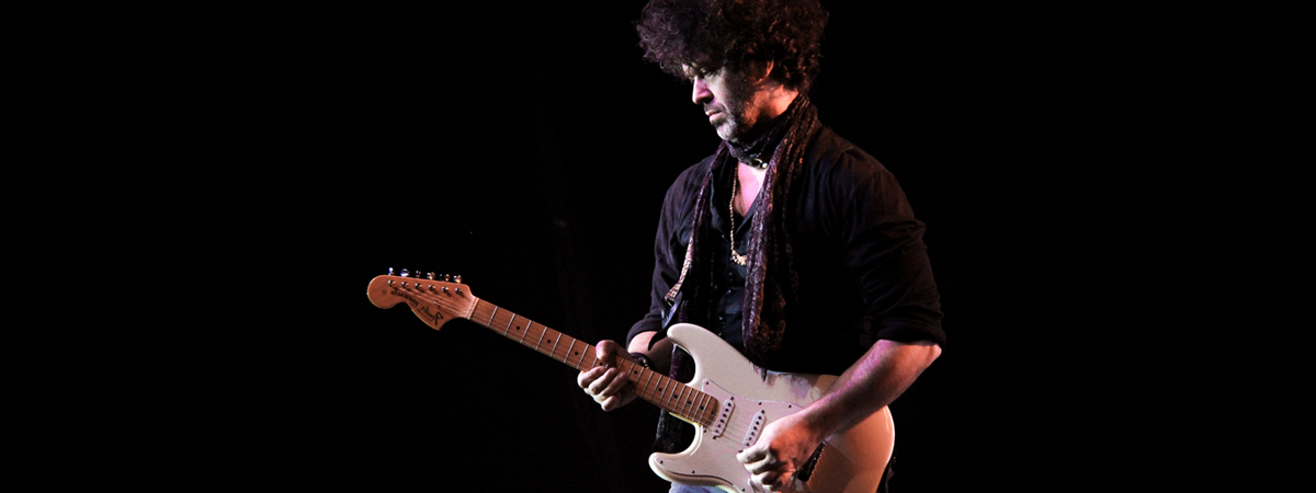 Doyle Bramhall II with Sea Floor Explosives