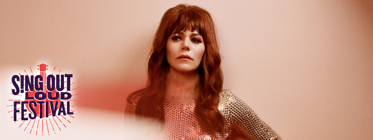 Sing Out Loud Festival presents Jenny Lewis with special guests The Watson Twins and Lucie Silvas