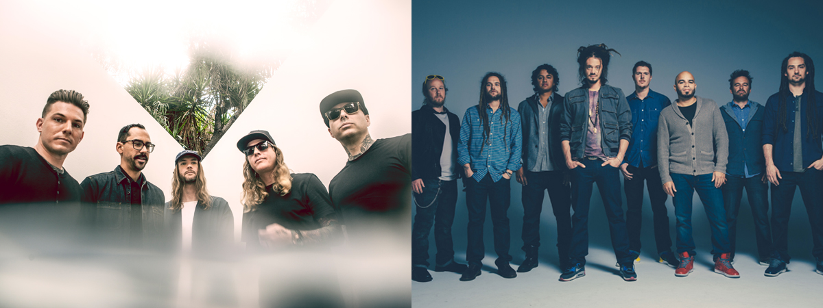 X102.9 presents Dirty Heads and SOJA with guests The Green and RDGLDGRN