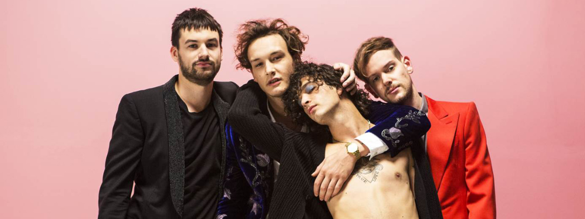 X102.9 presents The 1975 with guests The Japanese House and Wolf Alice