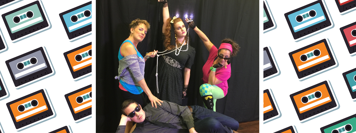 Apex Theatre presents The Ultimate 80s Dance Party