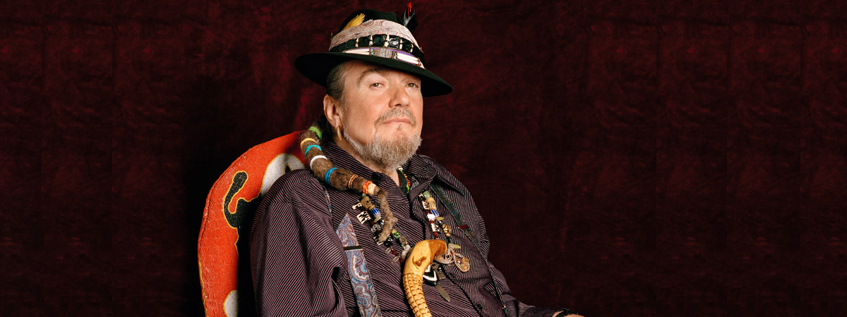 Dr. John & The Nite Trippers with Walter Parks