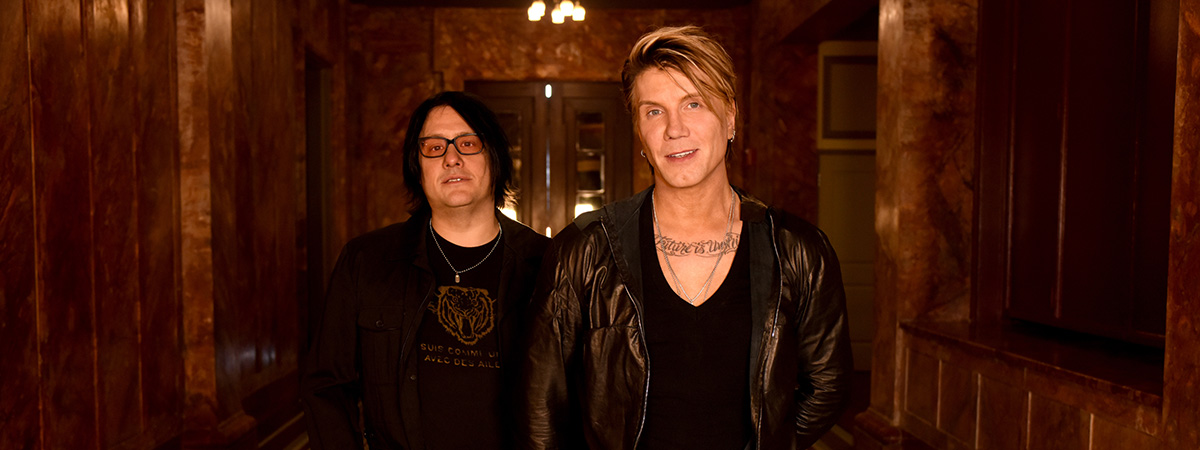 Goo Goo Dolls with special guests Collective Soul and Tribe Society