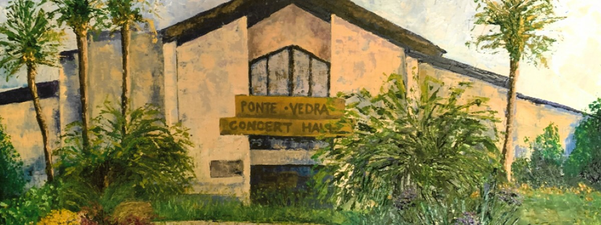 Ponte Vedra Concert Hall Art Contest