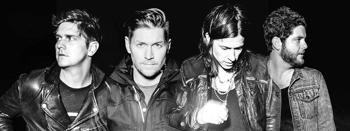 NEEDTOBREATHE presents Tour De Compadres with special guests Mat Kearney, Parachute and Welshly Arms