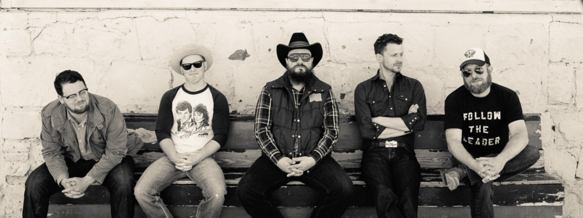 The Turnpike Troubadours live from the Backyard Stage