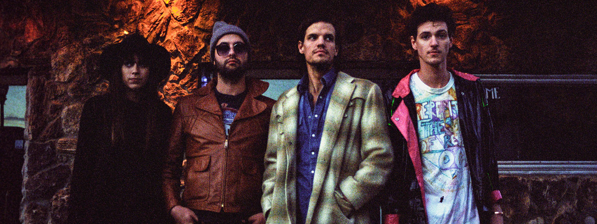 X102.9 presents Houndmouth with guest Basia Bulat