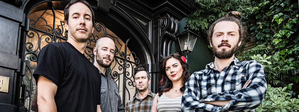 Yonder Mountain String Band with guest Old Salt Union
