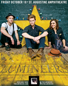 The Lumineers <br/> with Dr. Dog & Nathaniel Rateliff