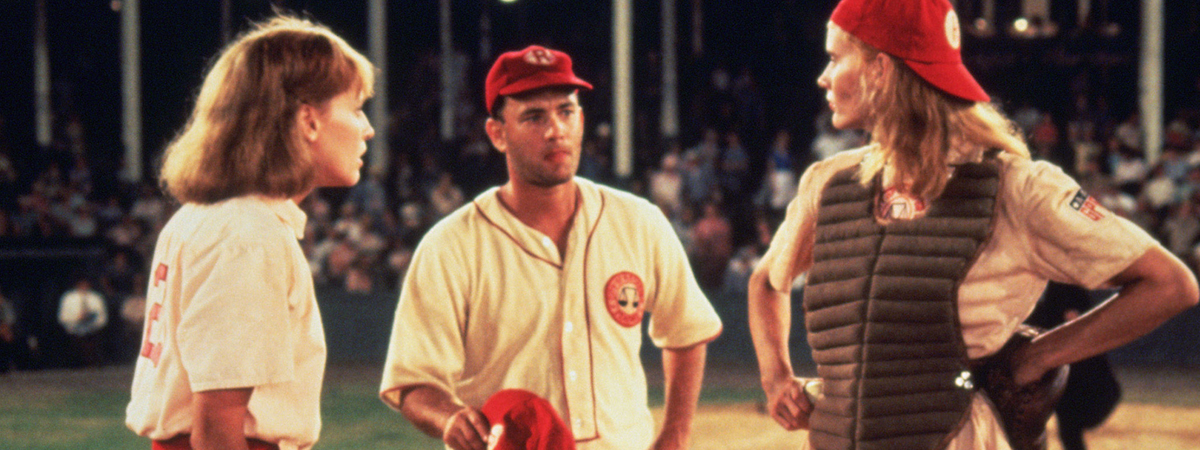 Community First Night Owl Cinema presents 'A League of Their Own'