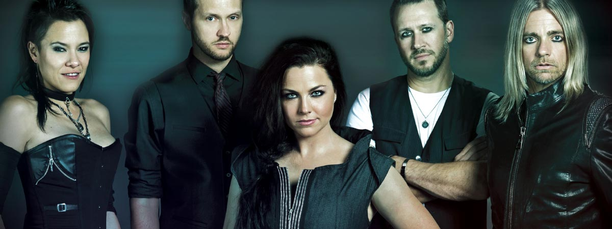 Evanescence with guest Sick Puppies