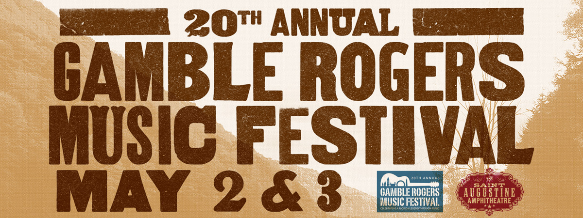 20th Annual Gamble Rogers Music Festival
