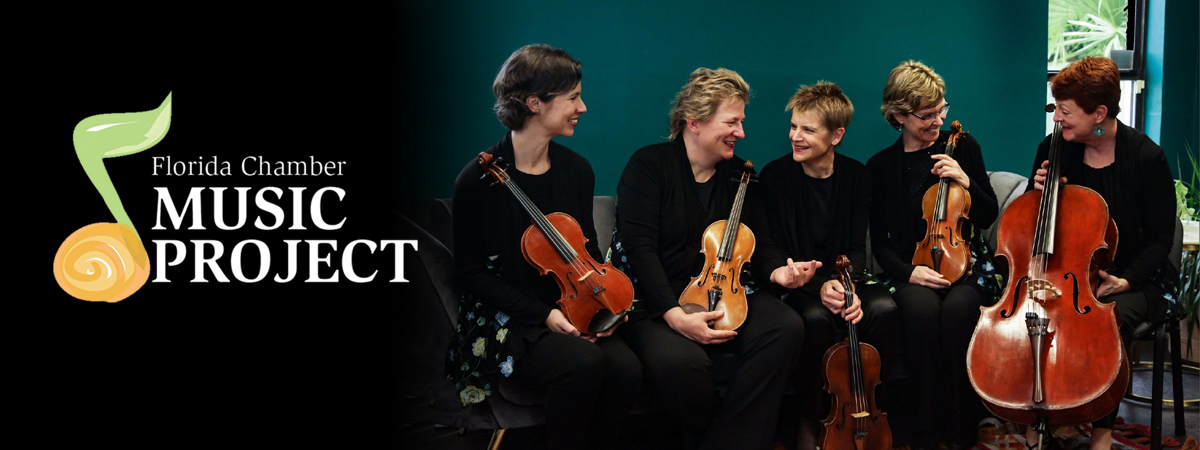 Florida Chamber Music Project Presents: Joseph Haydn, Caroline Shaw & Beethoven