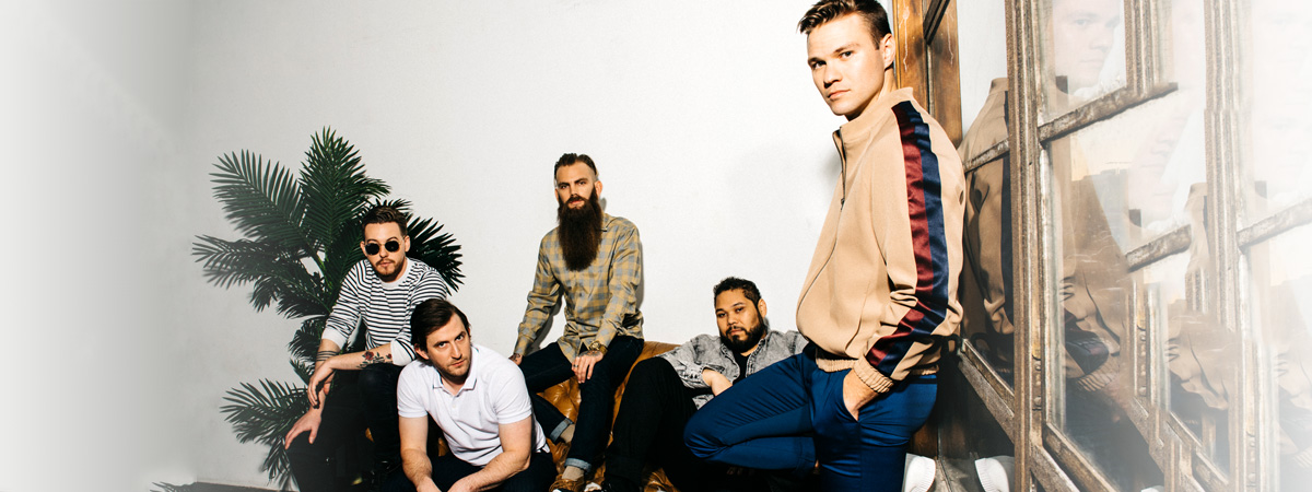 Dance Gavin Dance with guests I See Stars, ERRA and Sianvar