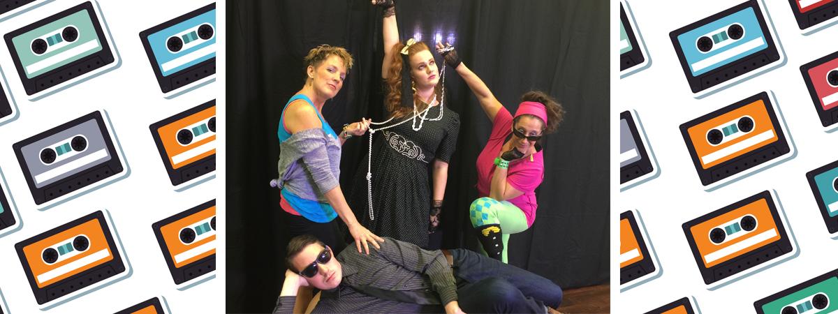Ultimate 80s Dance Party: A Fundraiser for Apex Theatre Studio