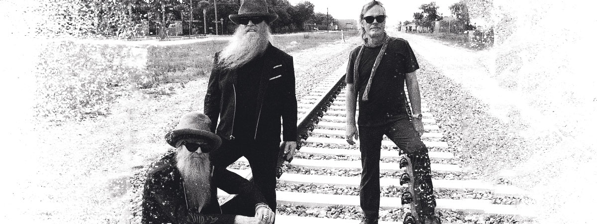 ZZ Top with guest Goodbye June