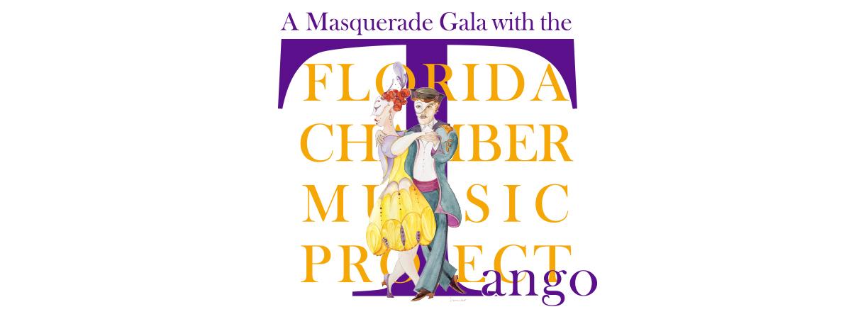 Florida Chamber Music - A Masquerade Gala