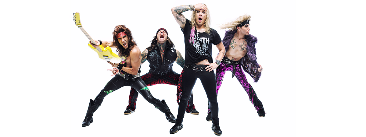 Steel Panther with Like A Storm