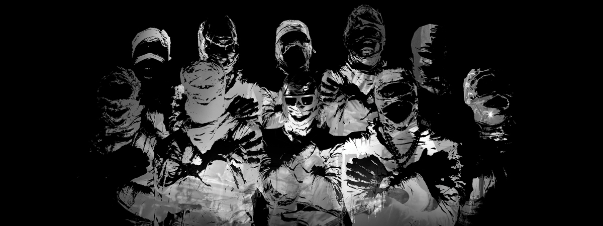 Here Come The Mummies 'The Dark Matter Tour'