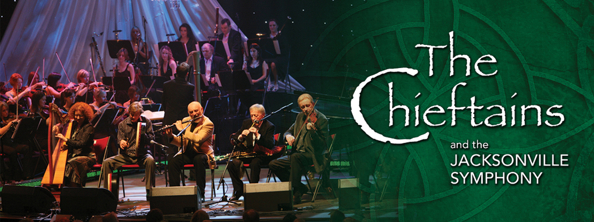 The Chieftains with the Jacksonville Symphony