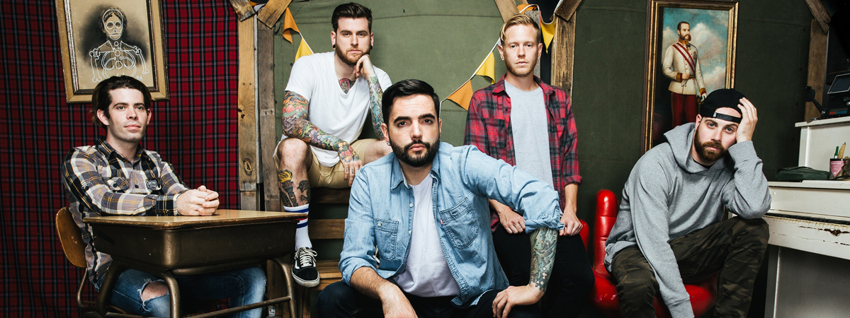 A Day To Remember Tour With Papa Roach