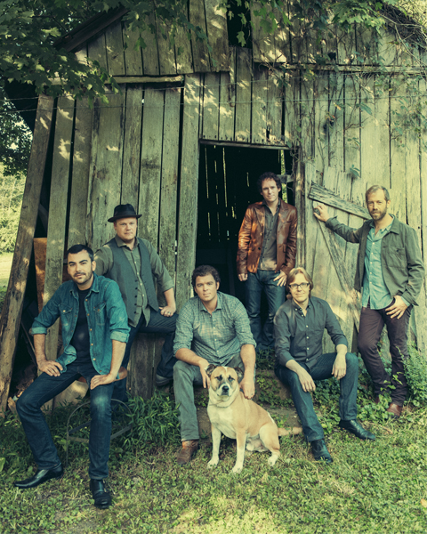 Dale's Pale Ale And SevenBar Aviation Present: The Steep Canyon Rangers with Rivernecks