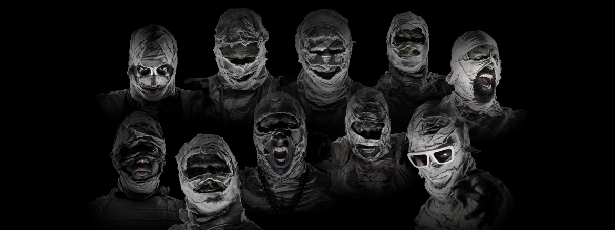 "Here Come the Mummies ""The Wicked Never Rest Tour"""