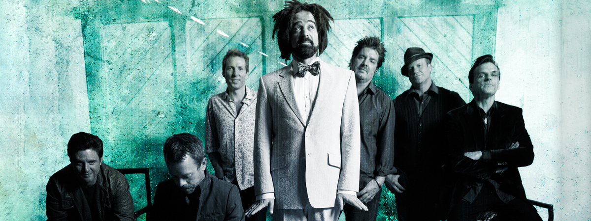 Counting Crows 'Somewhere Under Wonderland' Tour with special guest Citizen Cope & Hollis Brown