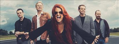 Wynonna & The Big Noise with guests Walker County