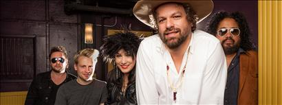 Rusted Root and The Devon Allman Band