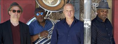 John Medeski's Mad Skillet with guest The Space Heaters