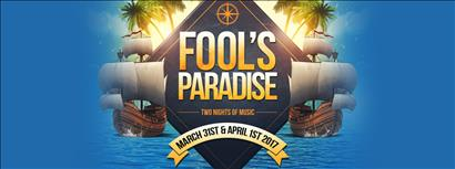 Fool's Paradise feat. Lettuce, Joe Russo's Almost Dead, Manic Science, Organ Freeman and More!